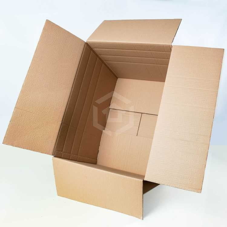 extra large moving boxes overhead inside
