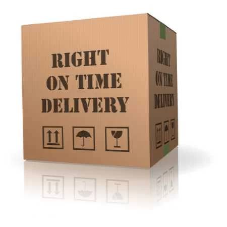 removal boxes printed with right on time delivery